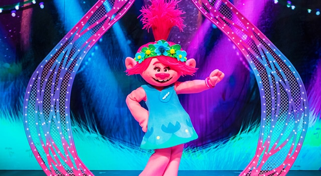 Poppy from Trolls LIVE!