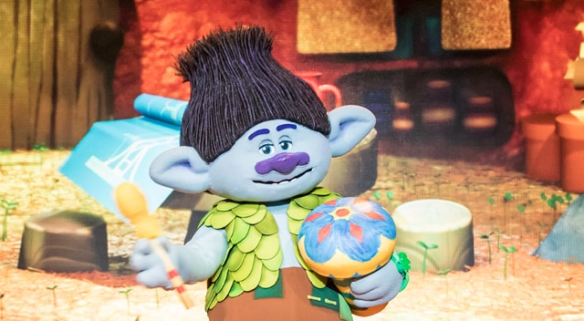 Branch  from Trolls LIVE!