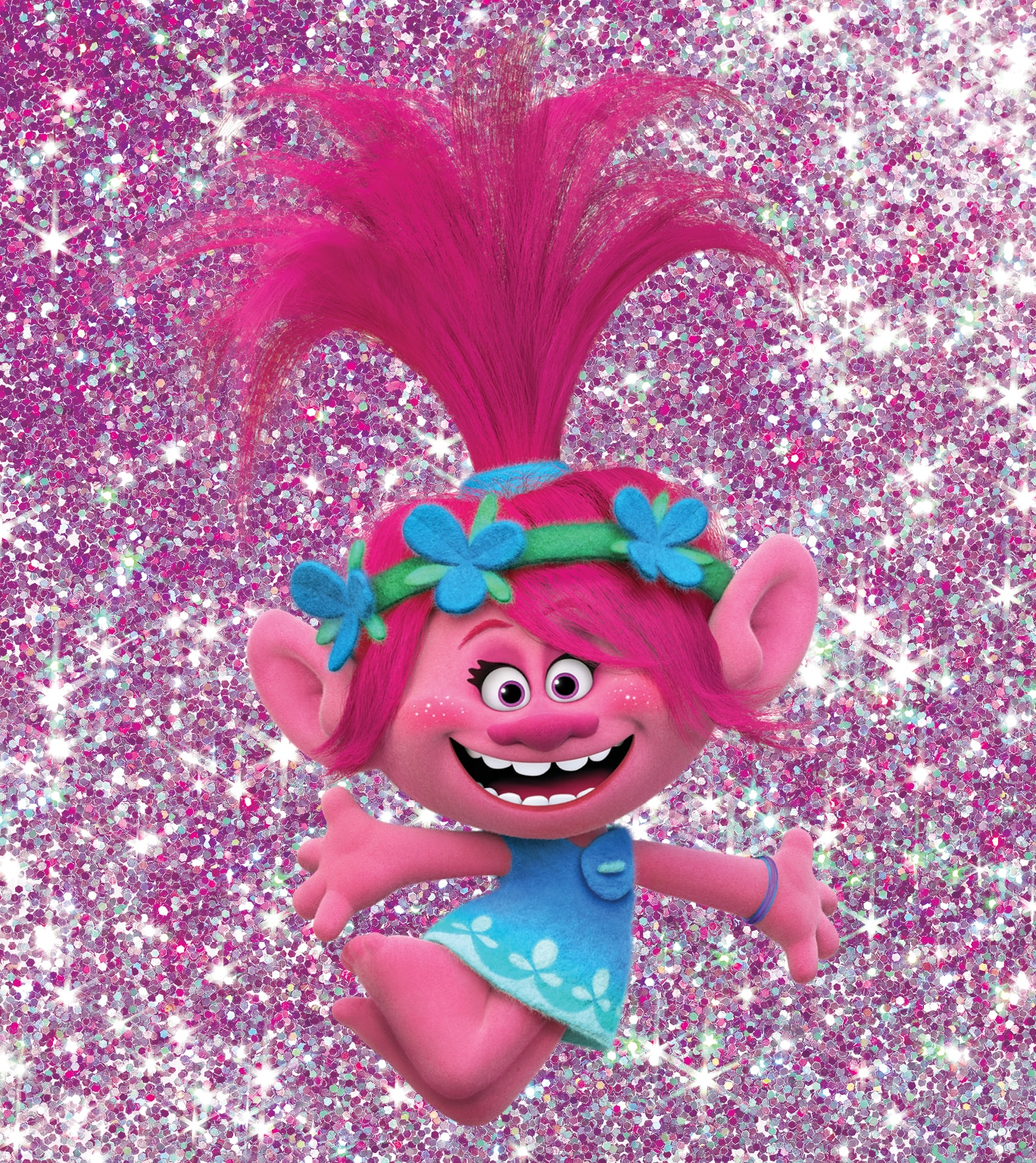 Poppy from Trolls LIVE