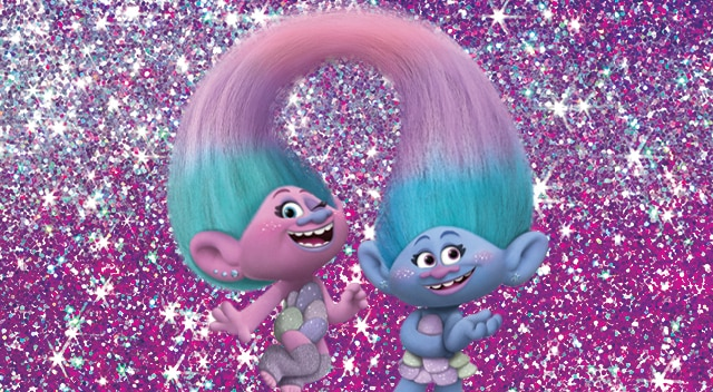 Satin and Chenille Trolls LIVE