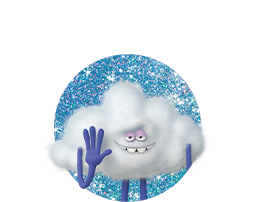 Cloud Guy from Trolls LIVE